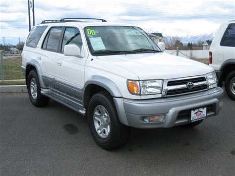 sale  toyota  runner limited