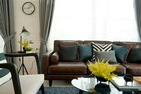 curtain color advice  dark brown furniture thriftyfun