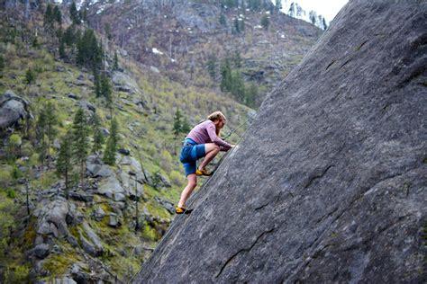 How Speak Like Rock Climber Outdoor Revival