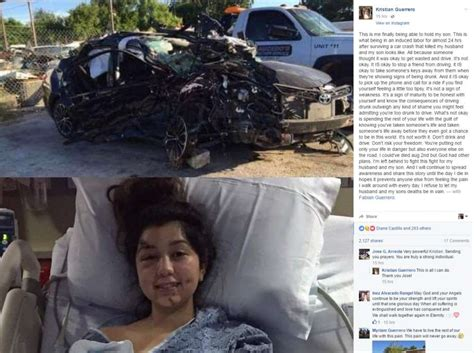 mother  lost child husband  drunk driving accident