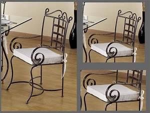 Chaise Le Bon Coin : cuisine chaises ste ma inox ma inox inox fer forg aluminium chaises fer forg le bon coin ~ Teatrodelosmanantiales.com Idées de Décoration