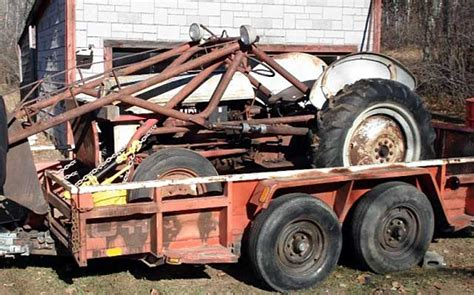 ford tractor registry