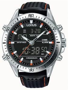 Lorus Sports Watch Instructions