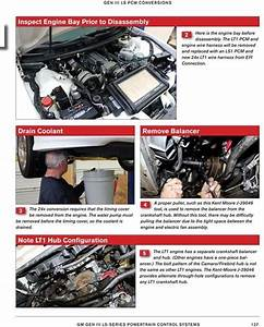 How To Swap And Upgrade Powertrain Control Systems Gm Chevy Ls1 Ls7 Lt1 Lt4