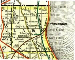 Lake County, Illinois Genealogy: Vital Records ...