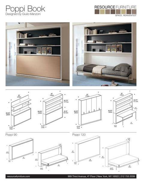 30359 resource furniture murphy bed excellent 25 best ideas about murphy beds on diy murphy