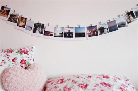 Fotos Aufhängen Schnur by Fotowand Gestalten Ohne Bilderrahmen Ideen Und Anregungen