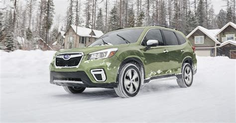 subaru forester sports modest base price bump huge