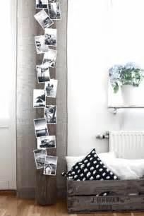 wandgestaltung mit bildern fotowand selber machen ideen für eine kreative wandgestaltung