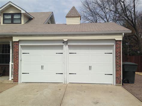 garage doors  overhead doors  chesterfield cgx st