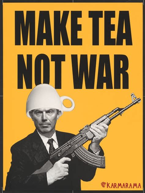 Make A Meme Poster - make tea not war karmarama v a search the collections