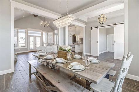 dining room decor ideas photo styles colors  sizes