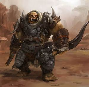 Rhulic-Ogrun Skilled Trencher/Pistolier. Gear: Trencher ...