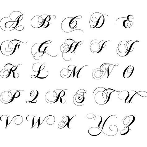 letras cursivas cursiva letras para tatuajes letras bonitas cursivas y im 225 genes de letras