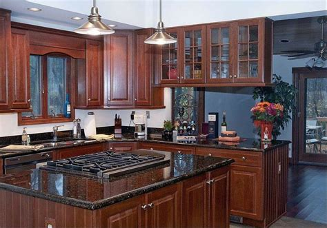 19+ Amazing Kitchen Remodel Black Cabinets
