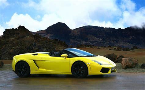 wallpapers: Lamborghini Gallardo Lp560 4 Spyder Car Wallpapers