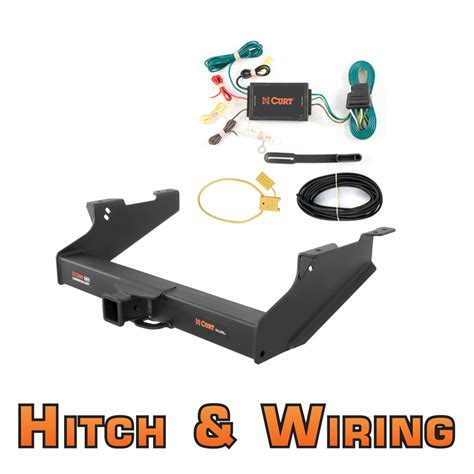 2005 Dodge Truck Trailer Wiring by Curt Class 5 Cd Trailer Hitch Wiring For 2003 2005 Dodge