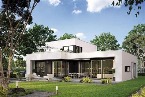 fertighaus casaretto architektenhaus mit dachterrasse