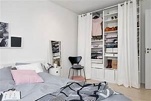 Begehbarer Kleiderschrank Kleines Schlafzimmer : schlafzimmer mit begehbarer kleiderschrank wohnideen einrichten ~ Michelbontemps.com Haus und Dekorationen