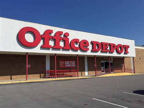 Office Depot Hours For Today by Office Depot 37 Knoxville Tn 37919