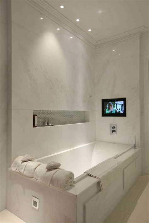 Spa Bathroom Lighting by Bathroom Lighting Design By Cullen Lighting Home