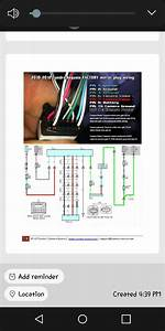 14 Pin Rear View Mirror Wiring Diagram