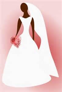 Bride Dress Clip Art