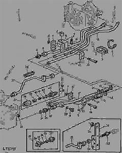 Hydraulic Oil Lines For Hydraulic Pump  23cm3 1 4 Cu In