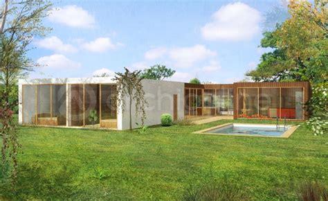 plan maison gratuit plain pied 3 chambres plan de maison moderne gratuit pdf prix abordable maison