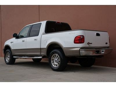 sell   ford  king ranch  crew cab  owner