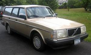 1990 Volvo 240 Station Wagon  5-speed Manual  Clean Southern Car In Ny