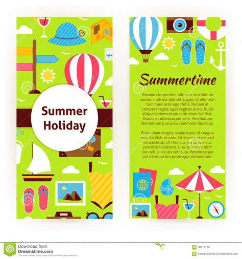 summer flyer templates free summer camp brochure template free download the best