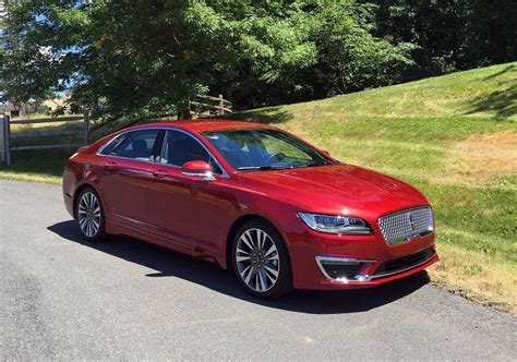 Lincoln Mkz 20182019  Ford Mondeo For Aesthetes Cars