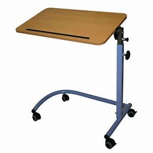 Table Pour Lit : table pour lit de malade table de lit a roulettes ~ Dode.kayakingforconservation.com Idées de Décoration