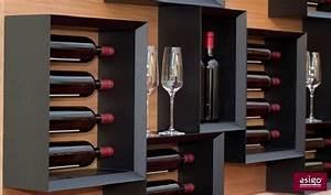 Range Bouteille Mural : gallery esigo 5 range bouteilles design ~ Teatrodelosmanantiales.com Idées de Décoration