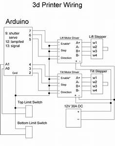 3d Printer Wiring Diagram