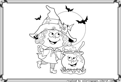 cute halloween witch coloring pages  coloring pages