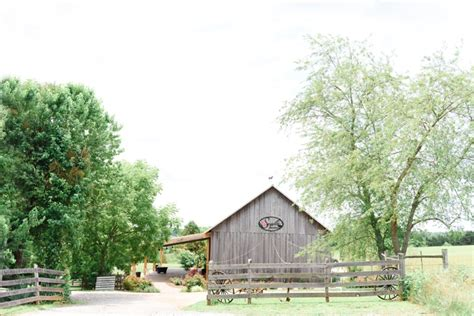 Barn Wedding Venues In Virginia
