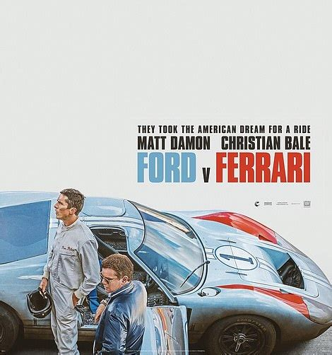 He could take a bad car and make it into a great car, and his reflexes. Ford v Ferrari true story legendary feud over bad business deal that led Ford's 1966 win at Le ...