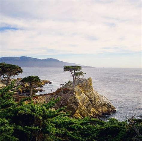 How far is pebble beach from los angeles? Another awesome place I discovered while road tripping ...