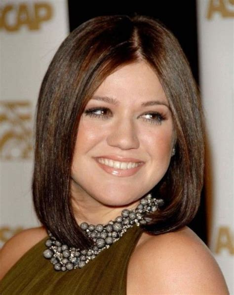 eye catching hairstyles  fat faces