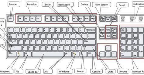 computer tips tricks keyboard shortcut  windows