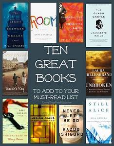 Great Books for a Book Club (or just to read yourself ...