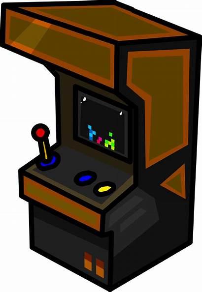 Arcade Penguin Transparent Cartoon Amusement Videojuegos Machine