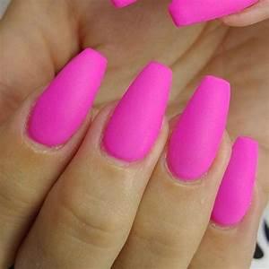 The 25+ best Matte pink nails ideas on Pinterest | Matte ...