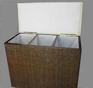 Wäschekorb 3 Teilig : rattan store rattan ~ Buech-reservation.com Haus und Dekorationen