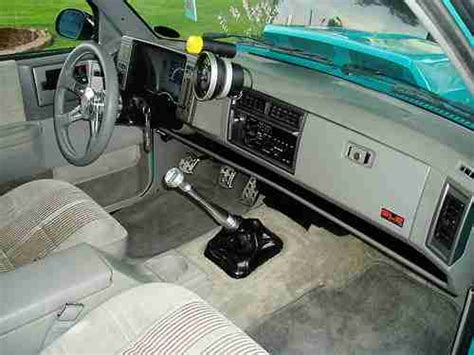 car maintenance manuals 1992 gmc sonoma transmission control find used 1992 gmc sonoma s15 s10 quot custom quot nice l k in allenton michigan