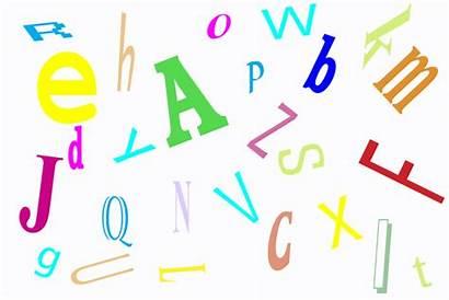 Alphabet Jumble Letters Mixed Alpha Tradebit Background