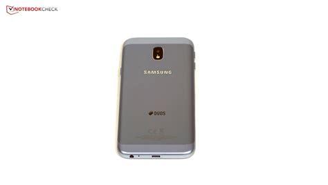 samsung galaxy j3 2017 smartphone review notebookcheck