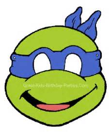 HD wallpapers free ninja turtle mask printables